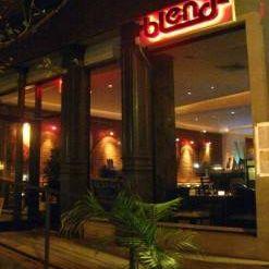 A photo of Blend restaurant