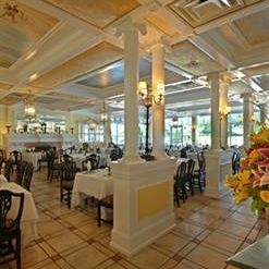 Foto von Palm Court at the Carltun Restaurant