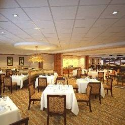 A photo of Bistro 46 @ Holiday Inn Plainview restaurant
