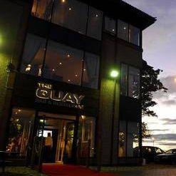 A photo of The Quay restaurant