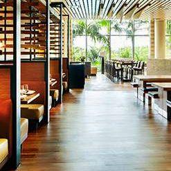 A photo of Marina Kitchen - San Diego Marriott Marquis & Marina restaurant