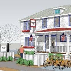 A photo of Del Ray Cafe restaurant