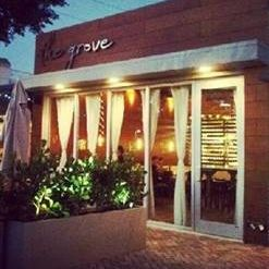 A photo of The Grove restaurant