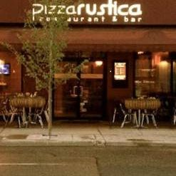 Pizza Rustica Restaurant & Bar