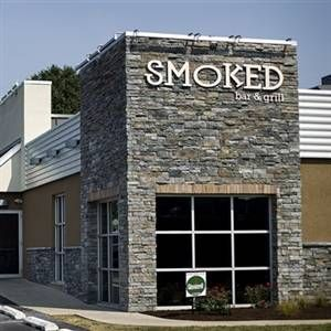A photo of Smoked Bar & Grill restaurant