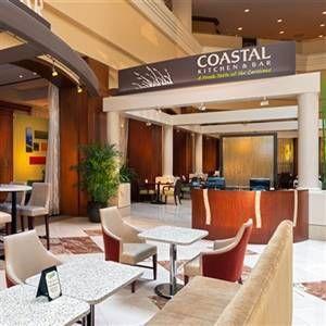 A photo of Coastal Restaurant & Bar – Hilton Charlotte Center City restaurant