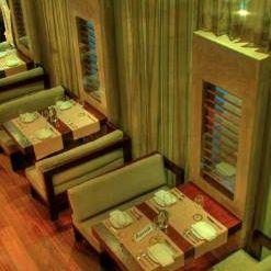 Una foto del restaurante La Moresca