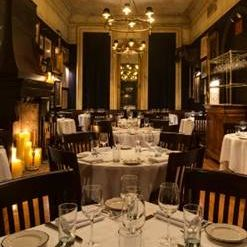 A photo of Bill's Townhouse restaurant