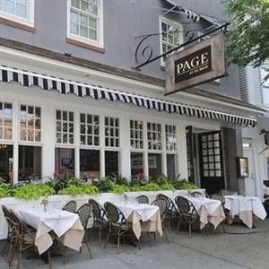 A photo of Page at 63 Main restaurant