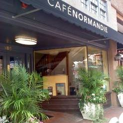 A photo of Cafe Normandie restaurant