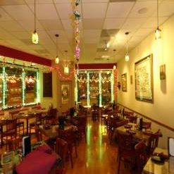 A photo of Essence of India restaurant