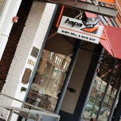 A photo of Hapa Sushi Grill and Sake Bar Lodo restaurant