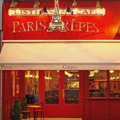 Paris Crepes Cafe