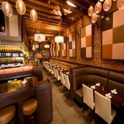 A photo of Second City Bistro restaurant
