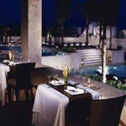 Una foto del restaurante Casa del Lago - Rosewood Mayakoba