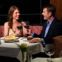 A photo of The Steakhouse at Harrah's - Harrah's Reno restaurant