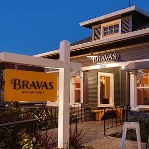 Foto von Bravas Bar de Tapas Restaurant
