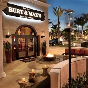 A photo of Burt & Max's Bar and Grille restaurant