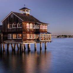 A photo of Pier Cafe restaurant