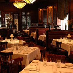 A photo of The Capital Grille - Houston restaurant