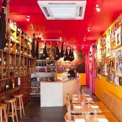 A photo of Capote y Toros restaurant