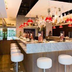 A photo of UNI restaurant
