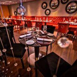A photo of Madhu's Heathrow Restaurant restaurant