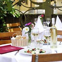 Een foto van restaurant deutsches weingold