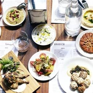 A photo of Arabica Bar & Kitchen restaurant