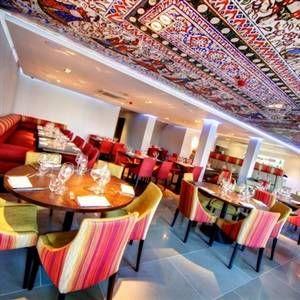 A photo of Haveli restaurant