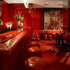 A photo of The Red Bar restaurant