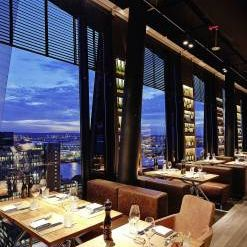 A photo of clouds - Heaven´s Bar & Kitchen restaurant