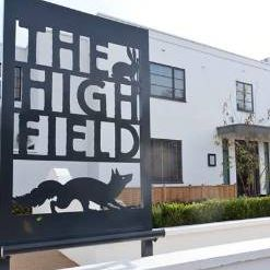 A photo of The High Field restaurant
