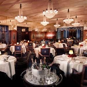 A photo of George V at Ashford Castle restaurant