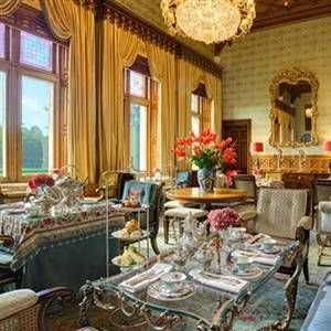 A photo of The Connaught Room at Ashford Castle restaurant