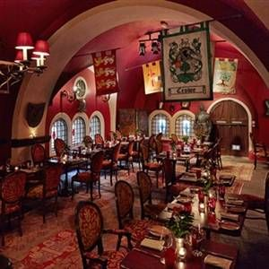 A photo of The Dungeon at Ashford Castle restaurant