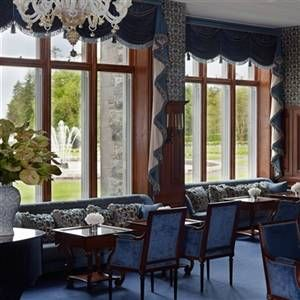 A photo of The Drawing Room at Ashford Castle restaurant