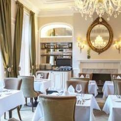 The Melody Restaurant at St Paul's Hotel