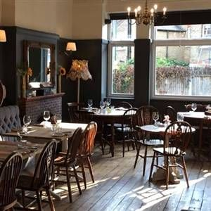 A photo of The Duke restaurant