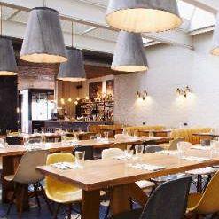 A photo of Hubbard & Bell restaurant