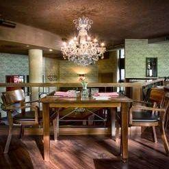 Foto von Palastkantine Restaurant