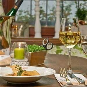 Foto von Die Weinstube im Hotel Nicolay 1881 - 100% vegan Restaurant