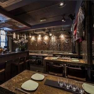 A photo of Jinjuu Soho restaurant