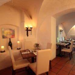A photo of Schloss Britz restaurant