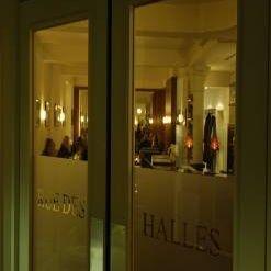 Una foto del restaurante Rue des Halles
