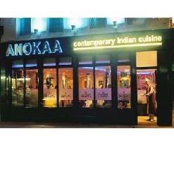 A photo of Anokaa restaurant