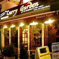 Curry Garden - Permanently Closed