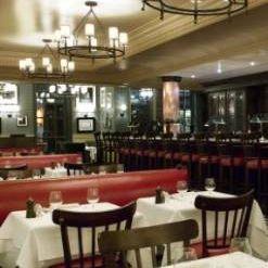 A photo of Dean Street Townhouse restaurant