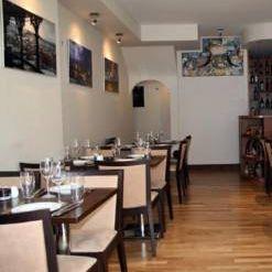 A photo of Tamada restaurant