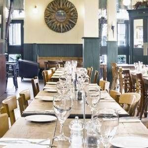 A photo of The Grove Bar & Restaurant restaurant